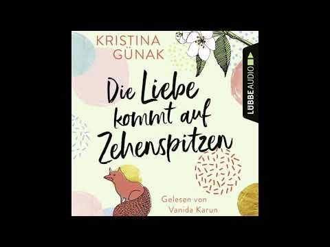 Die Liebe kommt auf Zehenspitzen YouTube Hörbuch Trailer auf Deutsch