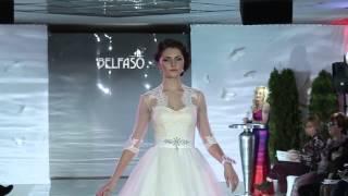 Свадебное платье Беатрис Кружево (Дом моды BELFASO 2014)