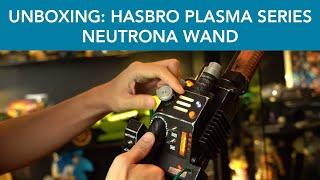 Hasbro Ghostbusters Plasma Series Spengler's Neutrona Wand | GEEK UNBOXING & REVIEW