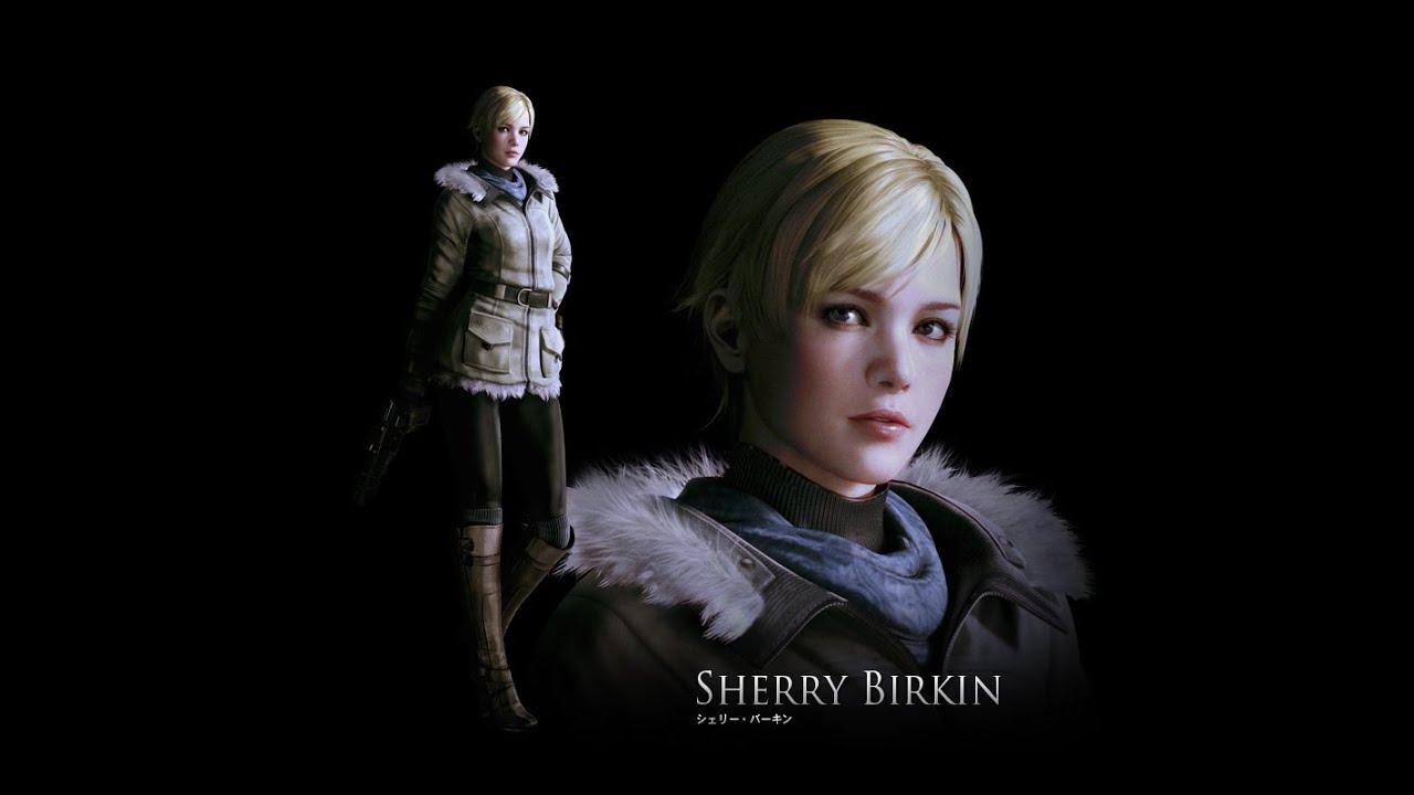 Sherry Birkin nude mod - Resident Evil 6