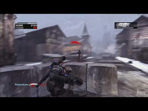 Gears of War 2 vs. Halo 3