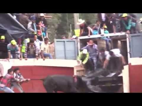 FIESTA PATRONAL EN HONOR A LA VIRGEN DE LA ASUNCIÓN  -  CANGALLO 2014