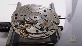 видео ремонт швейцарских часов