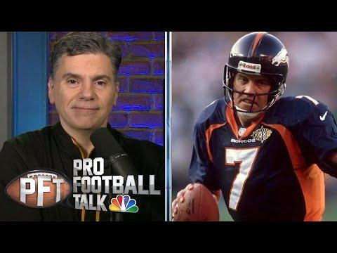 PFT Draft: Best NFL 'old guy' seasons | Pro Football Talk | NBC Sports