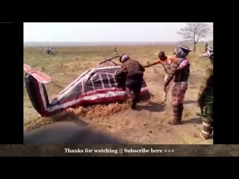 Helicopter drills African style