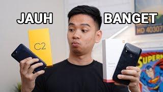 HP 1 jutaan terbaik? Realme C2 vs Xiaomi Redmi 7!