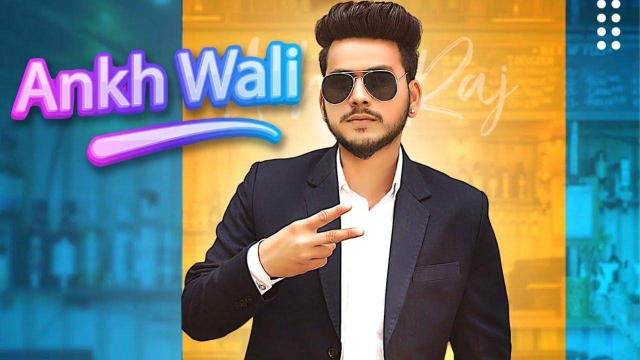 Ankh Wali   (Full HD)   Akhil Raj   Latest Punjabi Songs 2020   Jass Records