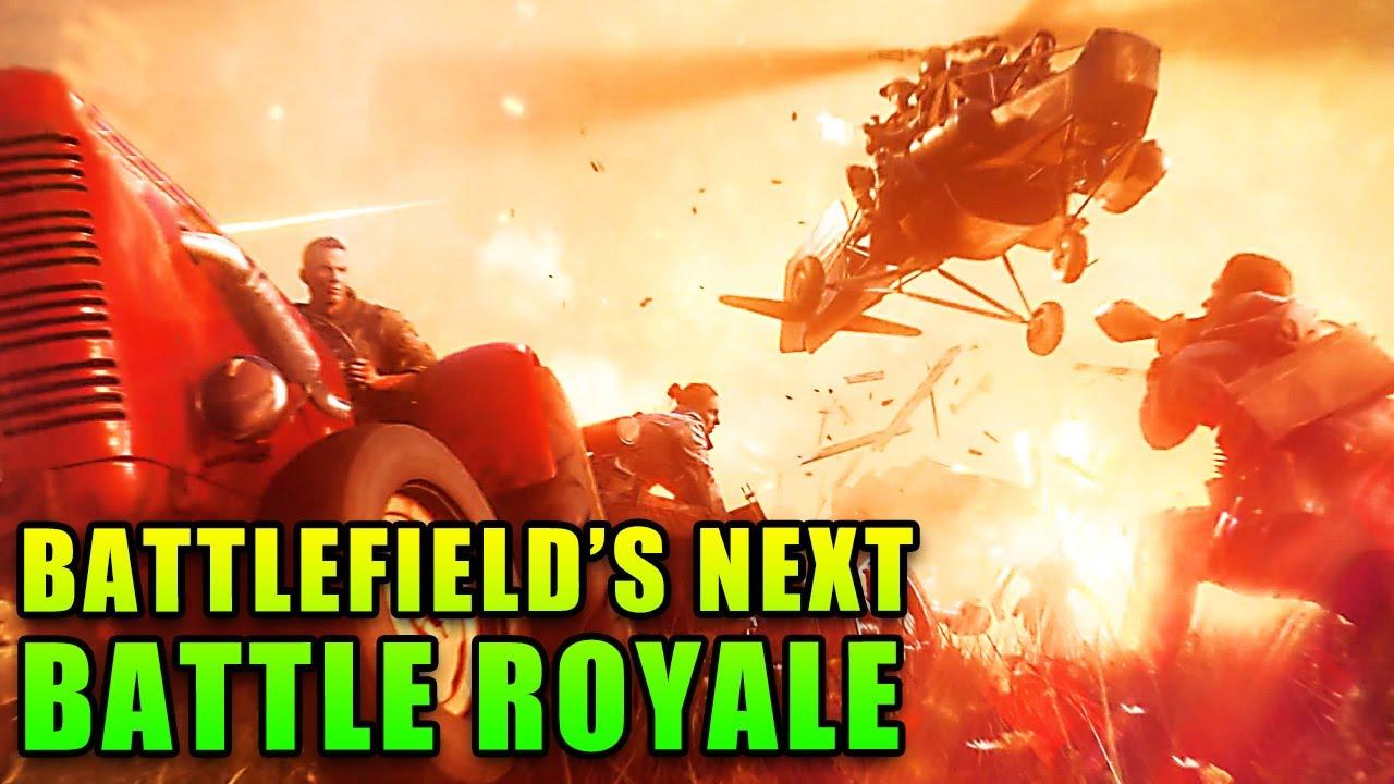 Battlefield's Next Battle Royale - Is It Happening? thumbnail