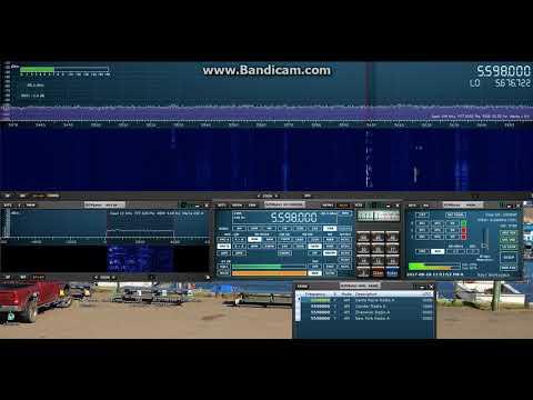 Santa Maria Radio A 5598khz 18/08/2017  23:51 UTC
