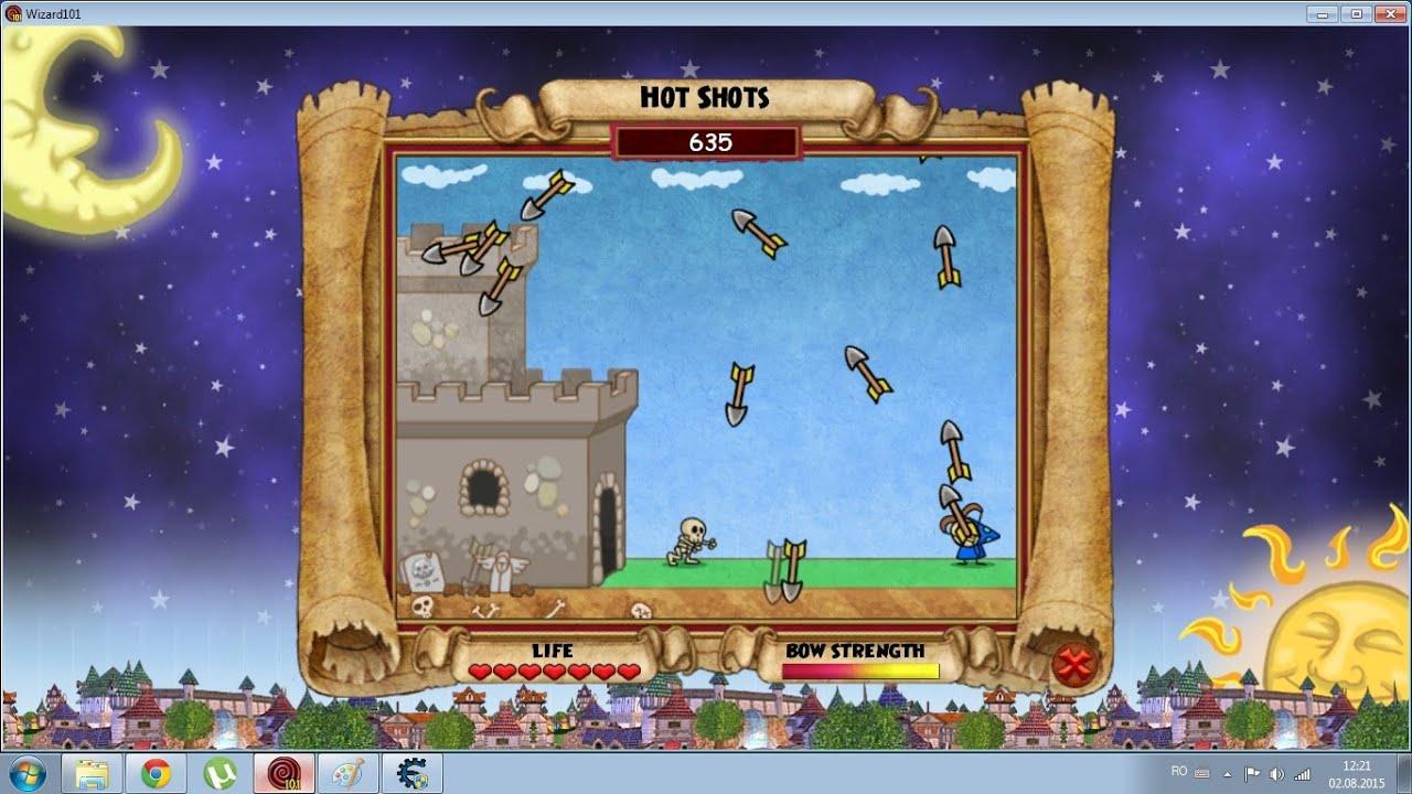wizard101 mini games