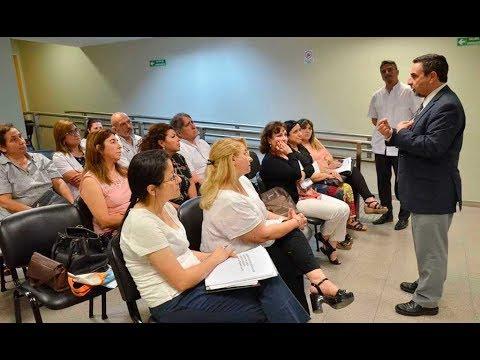 Autoridades del Ministerio de Salud se reunieron con directivos de efectores del área Programática E