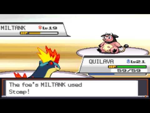 Pokémon Soul Silver - Battle vs. Leader Whitney