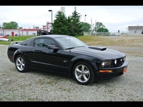 2008 Ford Mustang Gt Premium Coupe For Dayton Troy Piqua Sidney Ohio Cp14002