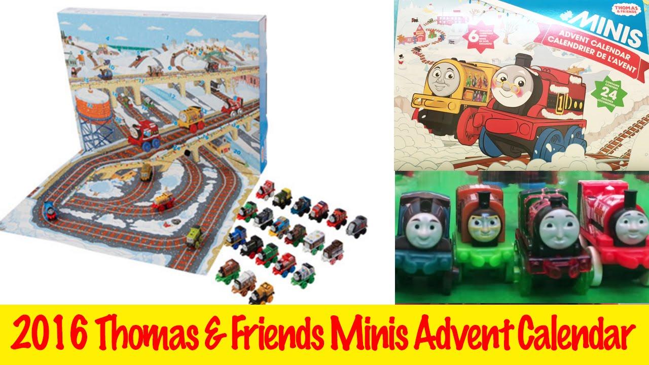 ADVENT THOMAS Thomas /& Friends Minis