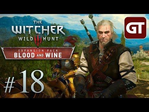 The Witcher 3: Blood & Wine #18 - Ein enttäuschter Lockenkopf - Let's Play The Witcher 3: BaW thumbnail