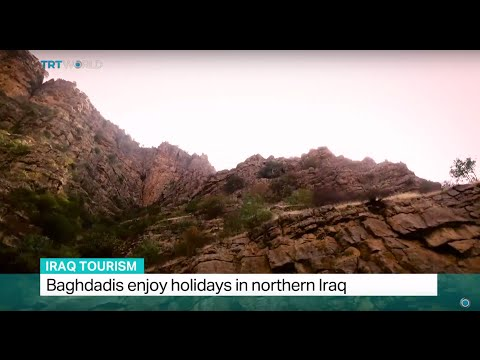 Iraq Tourism: Baghdadis enjoy holidays in northern Iraq