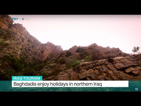 Iraq Tourism: Baghdadis enjoy holidays in northern Iraq