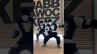 JABBAWOCKEEZ - Cry Me A River (Remix) #shorts