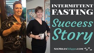 Intermittent Fasting Success Story with Tammy Caouette