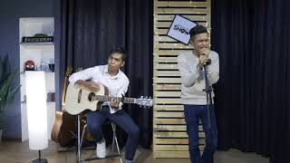 Tajul - Melamar Rindu ( LIVE Acoustic )