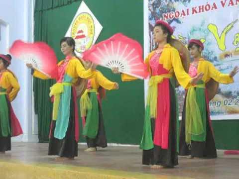 [VHDG] Múa - Em đi chùa hương - 11AP - QH 16/02/2012