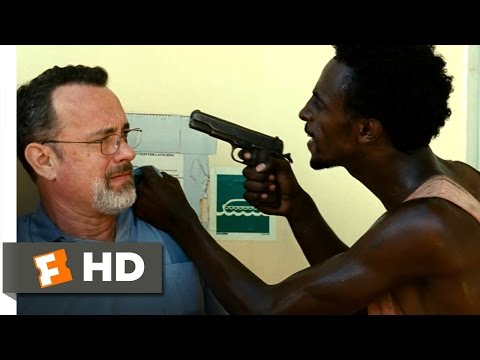 Captain Phillips (2013) - Kidnapped Captain Scene (6/10) | Movieclips