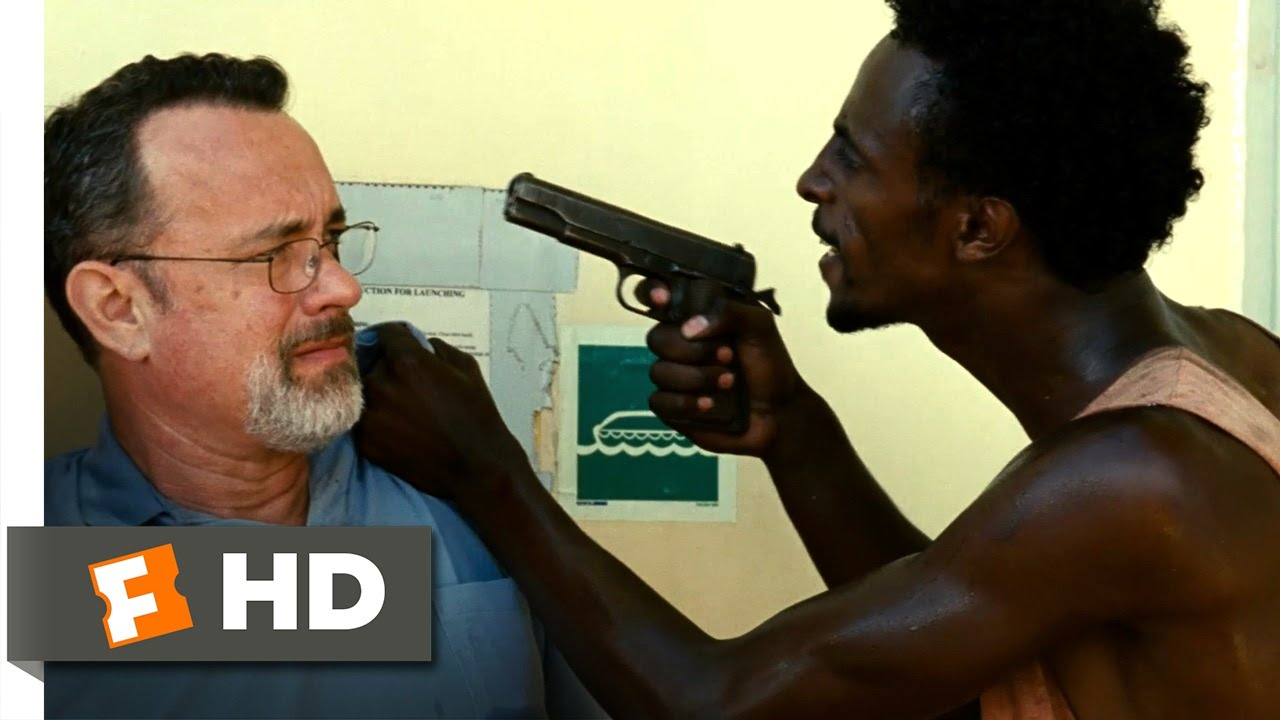 Download Captain Phillips (2013) - Kidnapped Captain Scene (6/10)   Movieclips