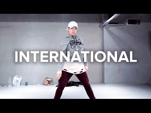 International -PARRI$  / Rikimaru Chikada Choreography