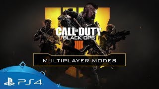 Call of Duty: Black Ops 4 | Multiplayer Modes | PS4