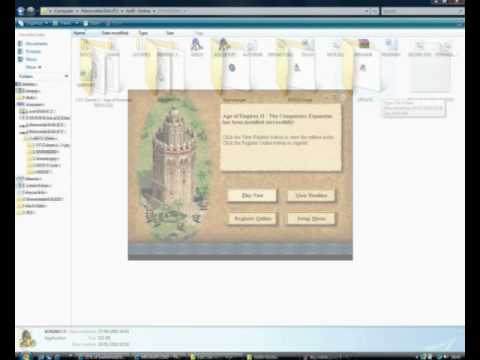 Download Age Of Empires 2 & The Conquerors Expansion Free - Full Game - Working Online - Tutorial