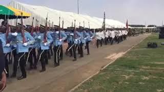 NDF ceremonies