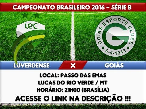 Luverdense 1 x 0 Goiás - Gol & Melhores Momentos
