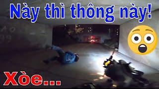 BMW S1000rr và ZX10R đi Thông các Hầm ở Hà Nội và bị XÒE sml (BMW S1000rr and ZX10R fell) thumbnail