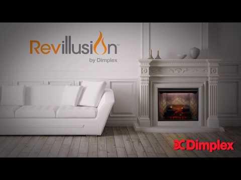 Очаг Revillusion RBF30. Видео 0