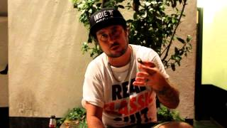 Dj Shocca aka Roc B X Groovisionary - Intervista