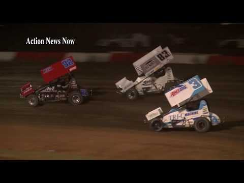 Final Lap Flip +  Photo Finish Silver Dollar Speedway Chico CA (6/29/2018)