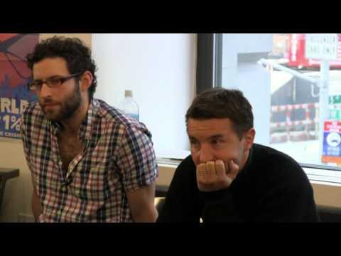 People's University - Olivier Besancenot Talk - Nov 19 2011