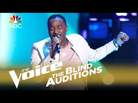 TheVoice 2018 Blind Audition - Rayshun LaMarr: