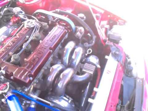 700HP+ 1992 EAGLE TALON TSI AWD WALKAROUND!