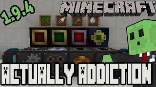 Actually Addition ITA Minecraft Mod Spotlight Parte 1