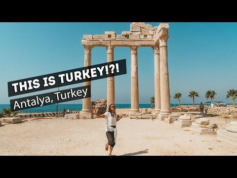 BETTER than Greece? | Antalya, Turkey