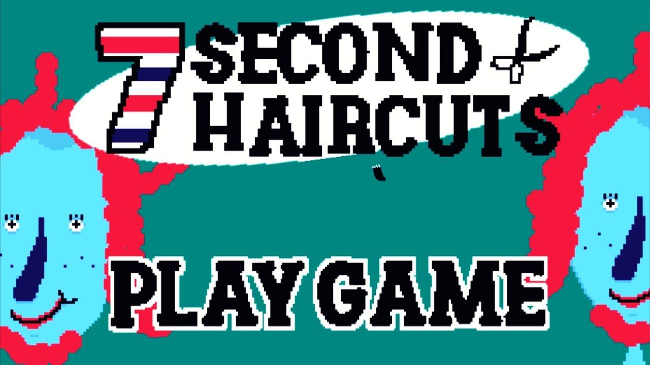 JE VOUS RASE LA TOUFFE, MADAME ? -7 Second Haircut- [MINI-JEU FUN]