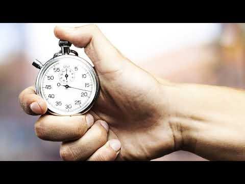 Как перестать опаздывать и управлять своим временем