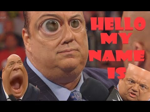 {WWE} HEY-PAUL-MAN {YTP}