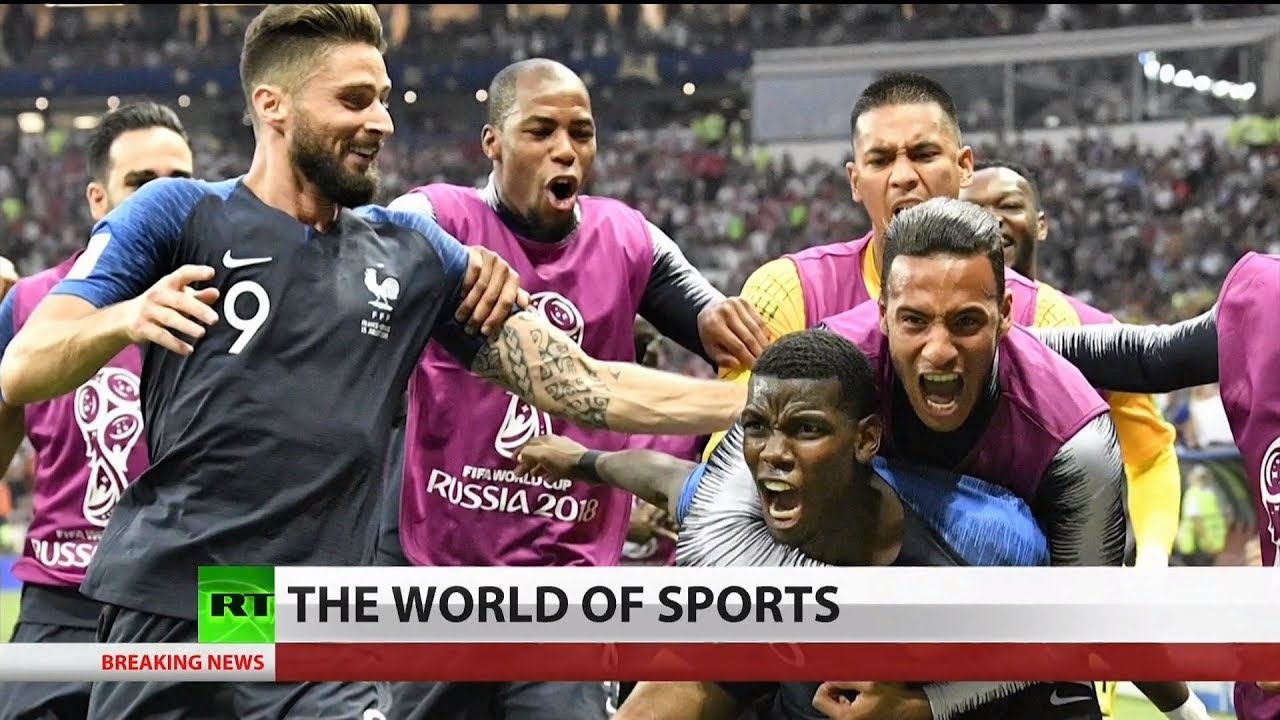 World Cup: France Wins Second Title