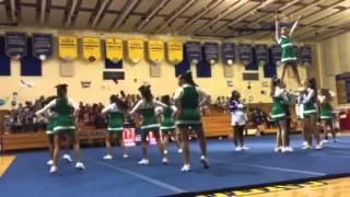 st juliana school cheerleading team 2015 2nd performanceb