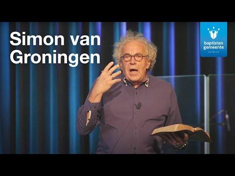12-07 Eredienst - Simon van Groningen (preek)