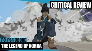 The Legend of Korra (Video Game) [Critical Review]