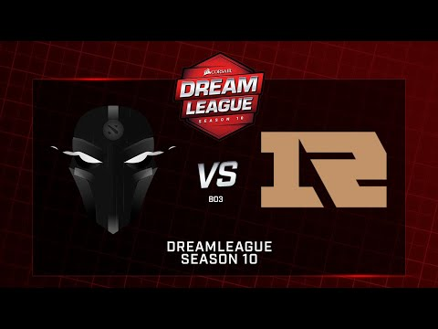 TFT vs RNG, DreamLeague Minor, bo3, game 3 [Maelstorm & Jam]