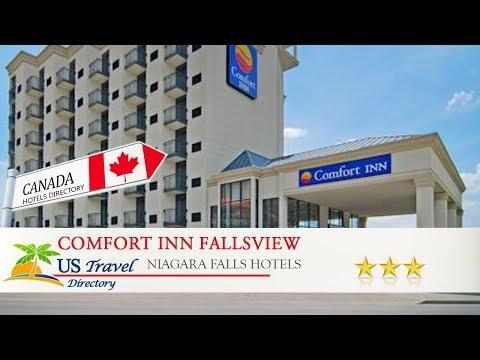Comfort Inn Fallsview - Niagara Falls Hotels, Canada